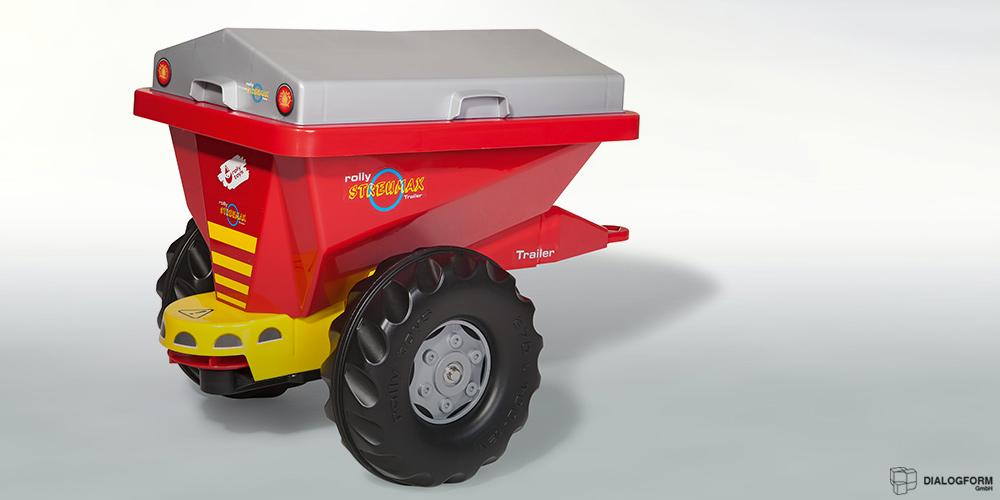 Industrial Design / Industrie Gestaltung Dialogform - Spielzeug Anhänger - rollyToys