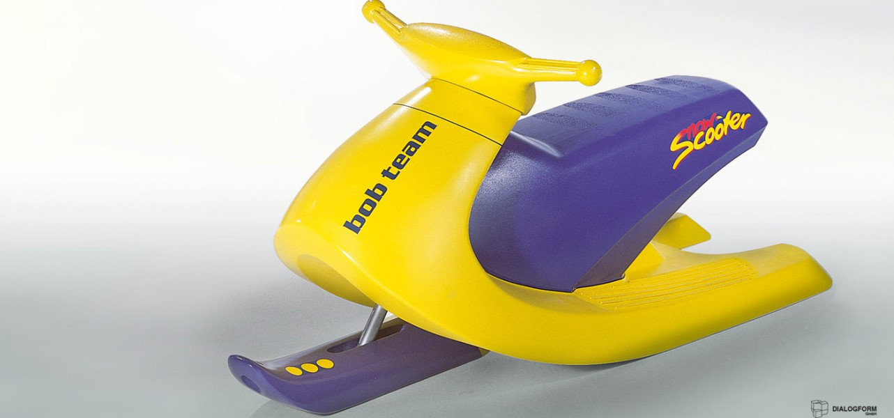 rollySnow Scooter