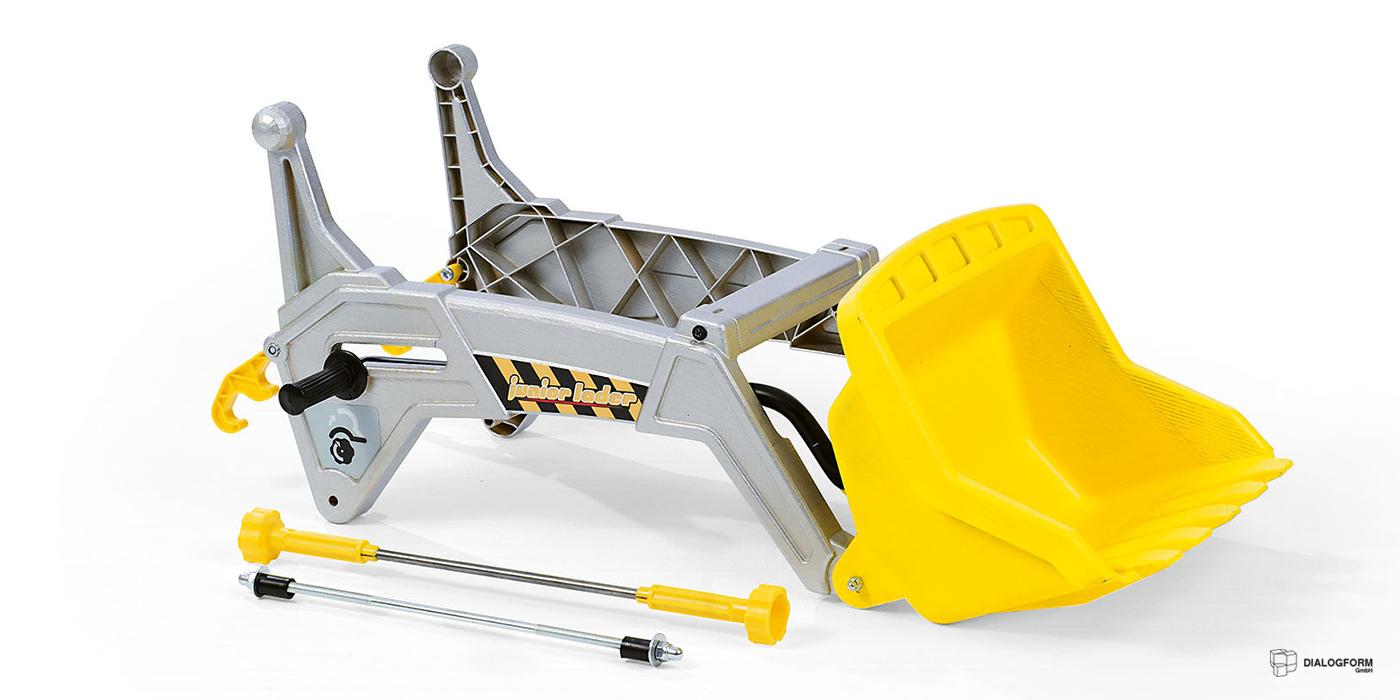 Industrial Design / Industrie Gestaltung Dialogform - Spielzeug Zubehör - rollyToys