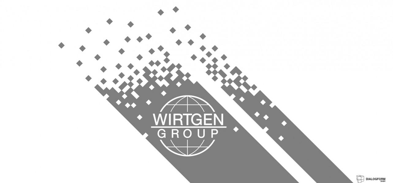Wirtgen Group Corporate Design