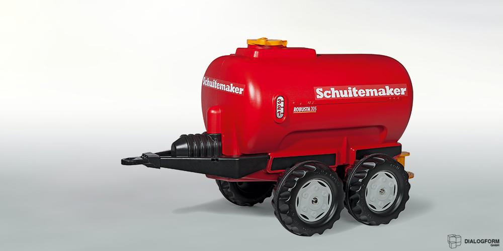 Industrial Design / Industrie Gestaltung Dialogform - Spielzeug Tanker - rollyToys